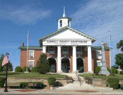 Carroll County Historic Courthouse