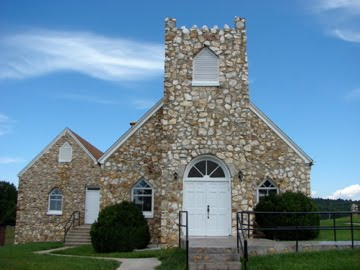 Rock Churches in Virginia